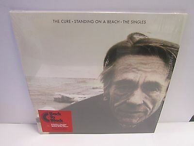 The Cure Standing On A Beach Vinyl Re Issue Vg/ex