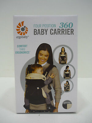 Ergobaby Four Position 360 Baby Carrier - NIB!!