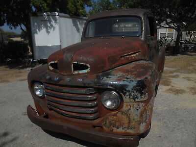 1948 Ford Other Pickups ORIGINAL 1948  FORD  PICKUP  F-100