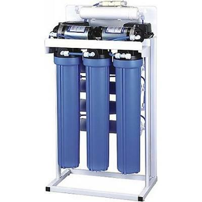Premier Reverse Osmosis Water System 600 GPD with booster pump