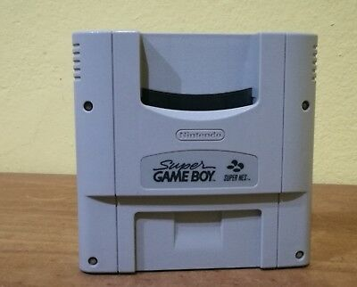 Super Game Boy , Nintendo , Adaptador SNES