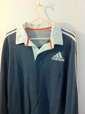 Adidas Rugby Shirt Great Condition M