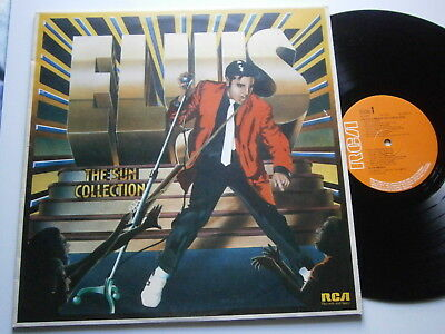 ELVIS PRESLEY: The Sun Collection (RCA)  1979 LP