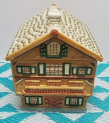 Global Design Connections Cookie Jar House Home Flaws