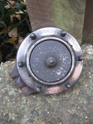 Vintage Lucas Altette Hf317 Car/commercial/military Vehicle Horn.12 Volts.workin