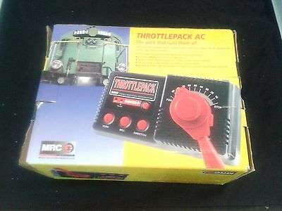 "MRC Throttlepack AC 80W 0001301""New In Open Box"""