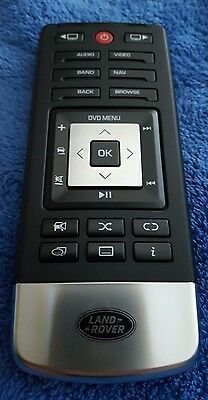 Range Rover 2014 Dvd Remote For Entertainment Genuine Systems