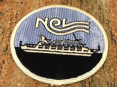 NCL Norwegian Cruise Line patch