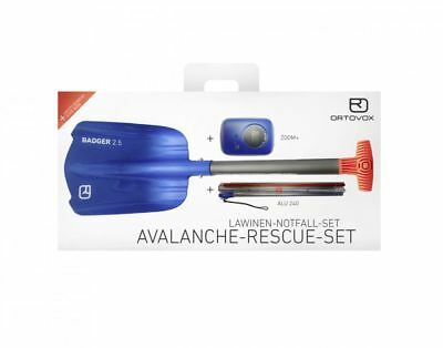 Ortovox Zoom+ Avalanche Rescue Set Mens Unisex  New