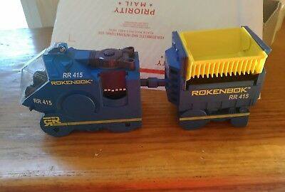 Rokenbok systems Power RC Monorail Train w/ Dumper RR415