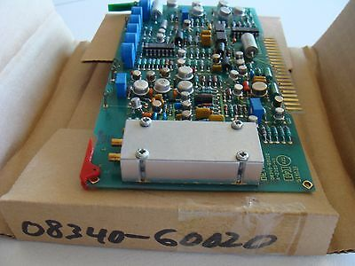 HP / Agilent 08340-60020 Detector Board for 8340 Series