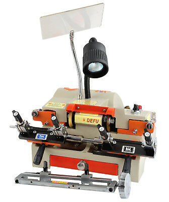 Laser Copy Duplicating Machine With Full Set Cutters F Locksmith Tools DF100E1