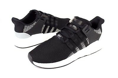 Adidas EQT Boost Support 93/17 BY9509 Core Black White Size 9 NIB