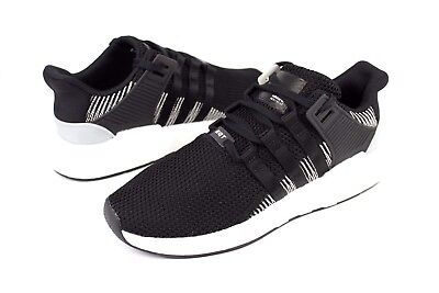 Adidas EQT Boost Support 93/17 BY9509 Core Black White Size 10 NIB