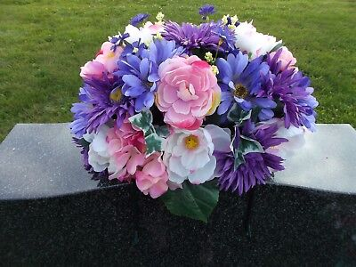 Floral Tombstone Saddles