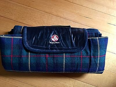 Holden Picnic Rug for Car Tartan Gently used Outdoors Folding Waterproof Backing