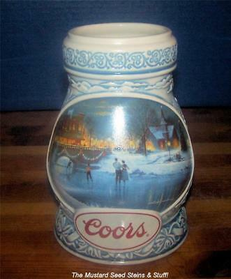 1997 COORS Stein! Seasons of the Heart!