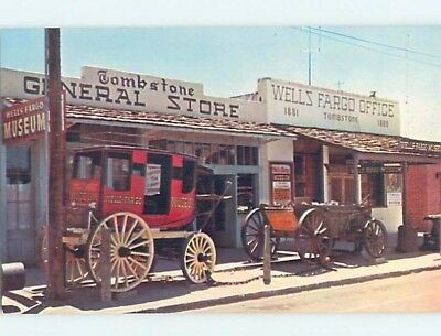 Pre-1980 GENERAL STORE Tombstone Arizona AZ ho0452