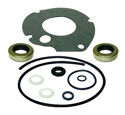 Gearcase Lower Unit Seal Kit For Johnson Evinrude 9.5 & 10 hp  1958 - 1967   605