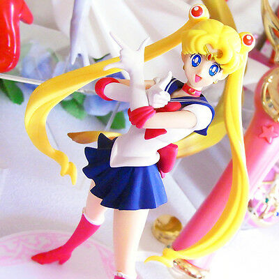 Sailor Moon Girls Memories Figure of Sailor Moon Banpresto Prize Official F/S