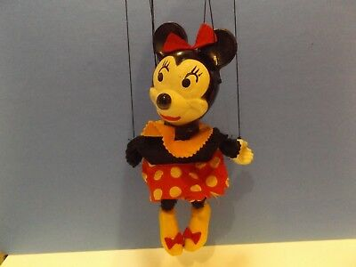 Minnie Mouse Peter Puppet