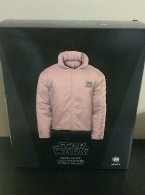 Star Wars Anovos Hoth X-Wing Jacket costume prop