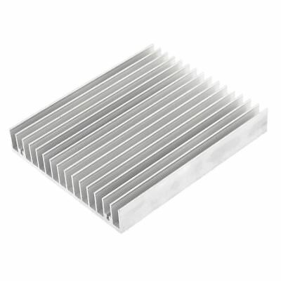 Aluminium Radiator Heatsink Heat Difuse Sink Cooling Fin 120x100x18mm Z8C3