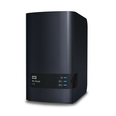 """WD NAS My Cloud EX2 Ultra 8To 3,5"""""""