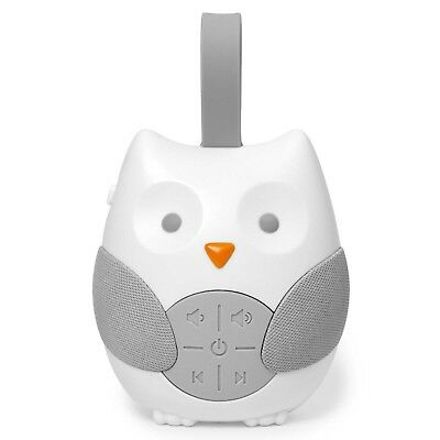 SKIP HOP Stroll & Go Portable Owl Baby Soother Stroller Toy Car Seat Toy