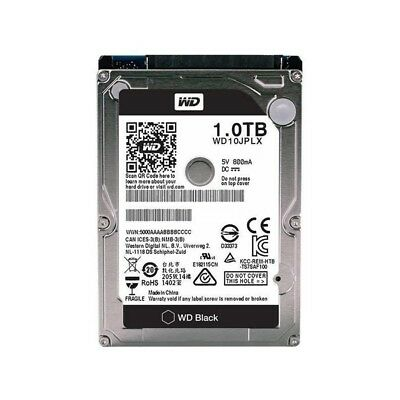 Disque Dur WESTERN DIGITAL WD Black Mobile 1 To SATA 6Gb-s 32 Mo