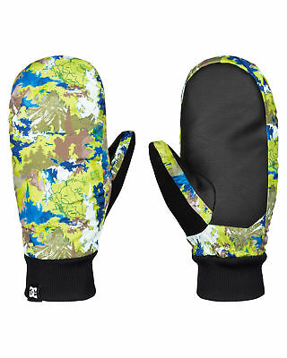 NEW DC Shoes™ Mens Flag Snow Mittens DCSHOES