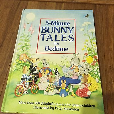 Collectable Bunny Tales Books 1989