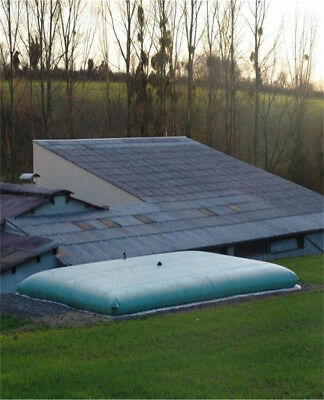 10000L Soft PVC Agricultural Water Storage Bladder Tank For Farming Irrigation
