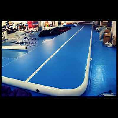 Inflatable Air Tumbling Track | Inflatable Mat | Gymnastics Cheerleading gym
