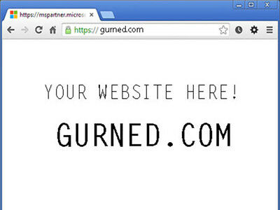 gurned.com Premium Domain name  Six year aged and Ready for transfer today!
