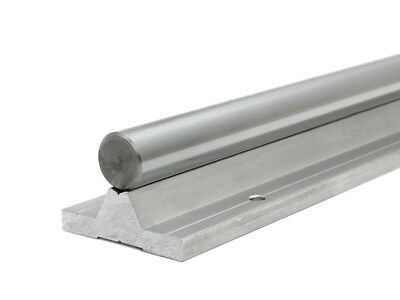 Linear Guide, Supported Rail tbs20 - 500mm Long