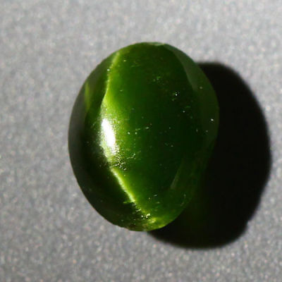 1.09 Cts_Simmering Ultra Rare Gemstone_100 % Natural Kornerupine Cat's Eye