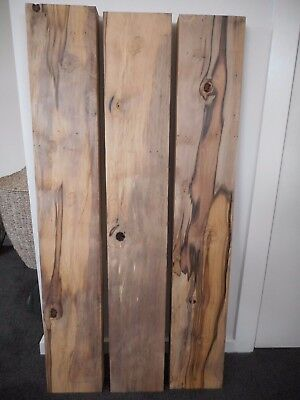 3 x Tasmanian Sassafras Boards - Craft - Wood
