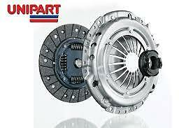 Fiat 128 Saloon & Coupe 1100 1969-1974 Clutch Cover Only - Unipart Gcc501