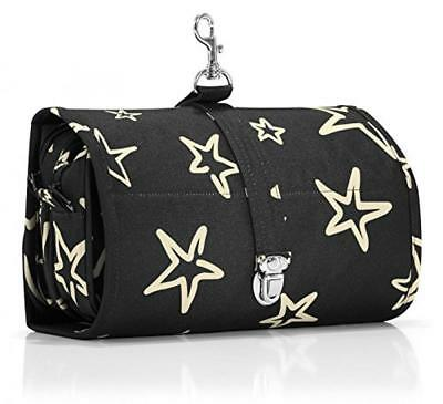 (TG. 26 cm) Reisenthel Beauty Case, Stars (multicolore) - WB7046 - NUOVO