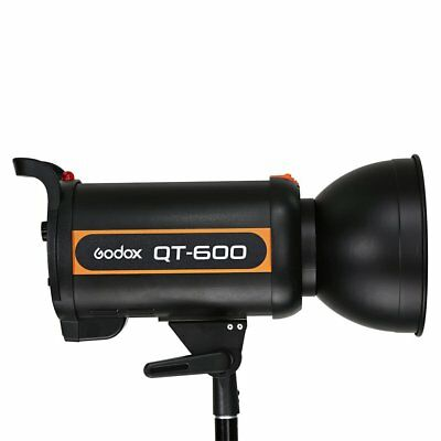 UK Godox QT-600 600W 1/5000s  GN76 Studio Strobe Flash Light Lamp Head F Wedding