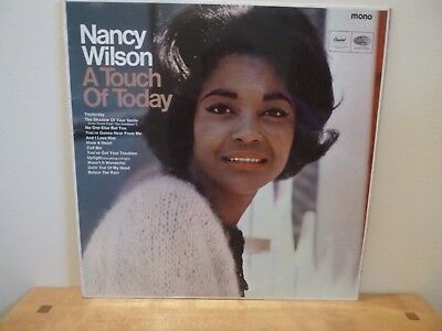 NANCY WILSON 'A Touch Of Today'  Vinyl LP Album - T 2495