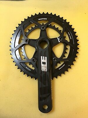 Rotor chainrings pair