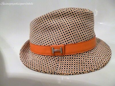 Hermes Hat size 58 Authentic Made in France