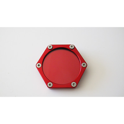 Support Vignette Insurance Flat Hex Red