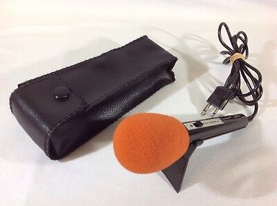 Vintage National Recording Microphone WM 2241 with Original Pouch and Stand