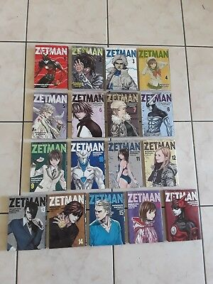 *** Zetman - Lot T1 A T17 - Vf - Tbe ***