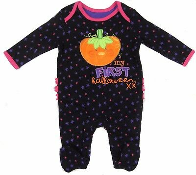 Baby Halloween Sleepsuit Tiny Baby up to 6lbs Ideal For DOLL or Teddy Bear