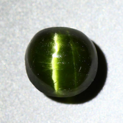 1.49 Cts_Simmering Ultra Rare Gemstone_100 % Natural Kornerupine Cat's Eye