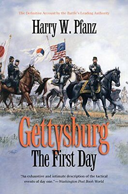 Gettysburg: The First Day